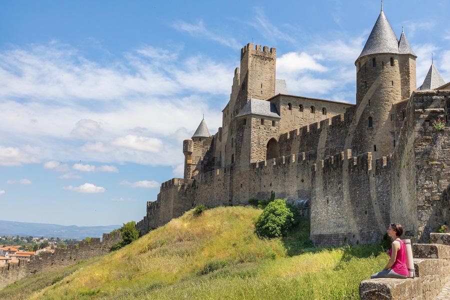 Esprit tellurique carcassonne